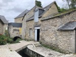 House for sale in jugon les lacs, brittany, town house, garden, outbuildings, gr