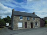 Close to collinee in brittany - 4 bed stone cottage for sale with development po