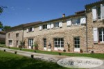 Lovely 18th century renovated stone farmhouse, 7 bedrooms in total, 3 Gîtes, seminar