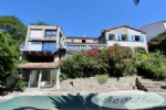 Imposing villa 269m2 on 3 levels, 4 bedrooms, 4 reception rooms, poolroom, gym-room, large