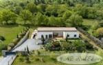 Unique architect-designed villa, very contemporary, 4 bedrooms, 3 shower rooms, large bright