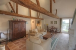 Les Forges (79) - Superb apartment in the converted stables of a stunning chateau