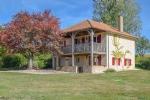 Nr Hautefort (24) - Périgord farmhouse 3bed/2bath on a fabulous golf 'domaine'
