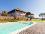 Nr Beaulieu sur Dordogne - Stunning chalet style bungalow with 3 bedrooms / 3 bathrooms