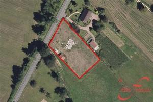 Saint Saud Lacoussière (Dordogne) - Building plot  with existing planning permission