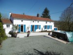 Superb renovated farmhouse with 2ha and outbuildings
