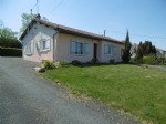 Detached bungalow with large garden