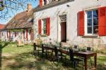 Charming farmhouse with Gite