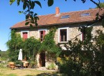 Property: House, 2 guesthouses, little barn/stable on 6550M2
