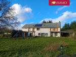 Spacious house on 7250m2 in a quiet hamlet.