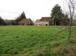 Detached 1-bedroom house with very large garden (0.93 acres).