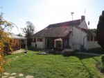 Detached 4/5 bedroom house with barn, large garden and orchard