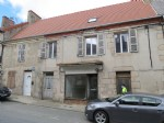 Town house with shop front and lots of potential