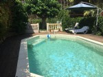 *Lovely village house with private garden and pool area and independant apartment