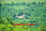 Traditonal stone country estate set in 16 ha, wonderful views and close to village.