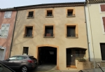 Large winemakers house of 250m² with terrace, garage near the Canal du Midi!
