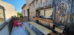 *Central Narbonne, stylish 2 bedroomed apartment with terrace