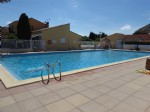 Plot with large mobil home, private campsite with pool, Argelès