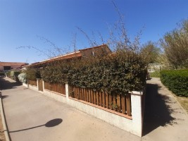 Great house on a private residence, nr beach and village in good condition