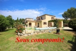 *Highest-quality property of 160m², pool, garden, garage and GOLF!