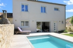 *Large house near Montpellier with pool and garden.