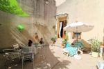 *Large village house close to Nimes.