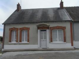 Renovated semi-detached village house