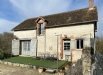 A charming, detached village house sold fully furnished