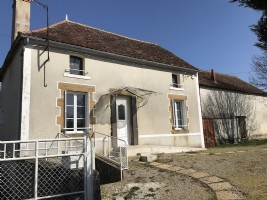 Country house with potential gite & outbuildings