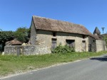 To renovate, attractive stone barn with enormous potential. CU applied for.