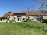 A rare opportunity to purchase a large fully renovated house with B&B potential,  land and view