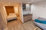 Modern new studio apartment Bozel - The 3 Valleys