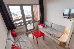 Ski in/ski out apartment in the ski resort of Belle Plagne - Paradiski