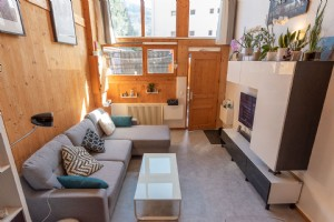 Renovated 3-bedroom apartment - Bourg St Maurice Paradiski