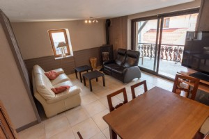 3-bedroom apartment Les Belleville - The 3 Valleys