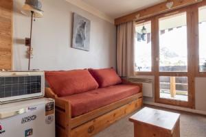 Ski in/ski out apartment Belle Plagne - Paradiski