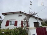 Bungalow in Riberac with garden