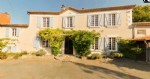 Wonderful mill house with gites, land and lake