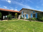 3 Bedroom Country House On Just Over Half An Acre. Near Sauzé Vaussais