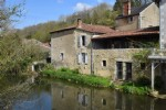 River Frontage : Lovely Town House in Excellent Order in Civray