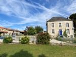 Countryside Maison de Maitre / Manor House with Pool - Near Civray