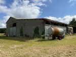 Large Agricultural Building With Land With Planning Permission.