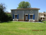 Old Stone House With 3 Bedrooms and Barns On 2.5 Acres Near Civray