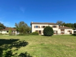 Vast Stone Property On 1.5 Hectares With Woodland And Independent Gîte