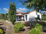 House with lovely terrace for sale, golf Les Forges 79
