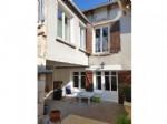 Village house with courtyard for sale near Saint Savin 86