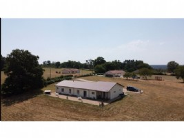For Sale House with a View Near Darnac in the Haute Vienne