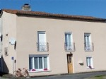 For Sale House with Garden in Riverside Village in the Vienne