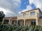 South of France: Near Narbonne. Stunning Villa. Sea Views