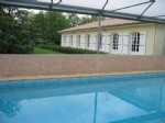 Vendee – Detached Villa, Gite, Covered Pool in 1.5 acre Gardens
